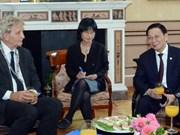 Hanoi et Amsterdam cultivent leurs relations