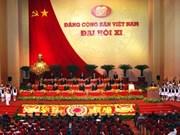 Collecte des avis du peuple sur les documents du 12e Congrès du PCV