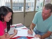Cours de vietnamien gratuits pour les étrangers