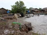 Catastrophes naturelles : l'APEC renforce la gestion communautaire