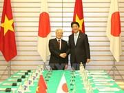 Le leader du PCV au Japon