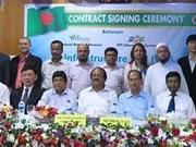 FPT remporte une adjudication de 33,6 millions de dollars au Bangladesh