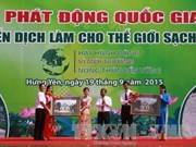 Le Vietnam agit pour un environnement rural durable