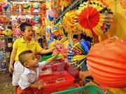 """Petite escapade dans les """"rues des lanternes"""" à Ho Chi Minh-Ville"""