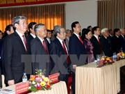 Congrès de l'organisation du Parti communiste du Vietnam pour Quang Tri