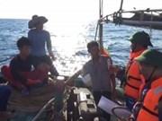 Trois bateaux thaïlandais arraisonnés pour pêche illégale