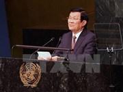 Le Vietnam expose sa vision, l'ONU adopte un programme audacieux