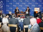 Le président Truong Tan Sang parle des relations vietnamo-américaines