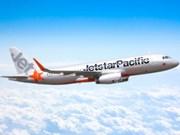 Jetstar Pacific ouvre trois nouvelles lignes intérieures