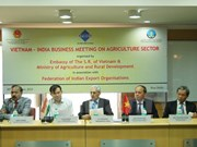 Promotion au commerce des produits agricoles Vietnam-Inde