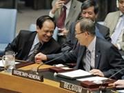 L'ASEAN et l'ONU renforcent leur partenariat global