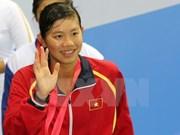 Natation : médaille d'or pour Anh Vien aux Jeux mondiaux militaires