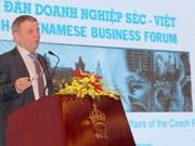 Vietnam - R. tchèque: promotion de la coopération commerciale