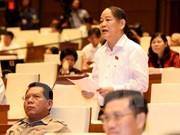 L'AN discute de l'amendement du Code de procédure civile