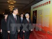 Visite du président Xi, un point de repère dans les relations Vietnam-Chine