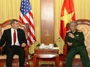 Vietnam et Etats-Unis poussent le règlement des conséquences de la guerre