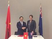 Hanoi et Wellington coopèrent dans plusieurs domaines