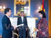 Le Vietnam et la République de Maurice intensifient leur coopération