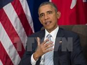 Obama appelle à l'arrêt d'îles artificielles en Mer Orientale