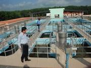 3,3 milliards de dollars pour l'alimentation en eau en milieu urbain