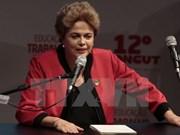 La présidente brésilienne attendue au Vietnam