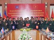 Vietnam et Cambodge renforcent leur coopération dans la défense