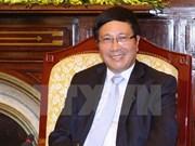 Nouveau statut de la diplomatie multilatérale du Vietnam