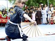 Les arts martiaux traditionnels, joyau de la culture vietnamienne