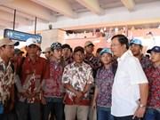 L'Indonésie autorise le rapatriement de 42 pêcheurs vietnamiens
