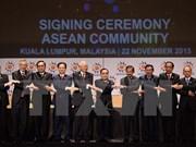 Communauté de l'ASEAN, étape significative dans l'histoire du bloc