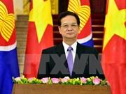 Le PM Nguyen Tan Dung salue la création de la Communauté de l'ASEAN