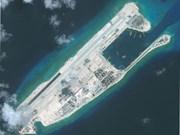 Préoccupation japonaise et américaine sur le vol d'essai de la Chine à Truong Sa