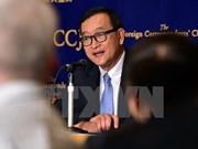 Cambodge : mandat d'arrêt contre le chef de l'opposition