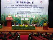 Des mesures pour doper les exportations de produits agricoles vietnamiens en Chine
