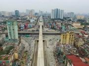 Mise au trafic des deux tunnels les plus modernes à Hanoi