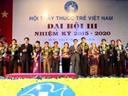 3e Congrès des jeunes médecins vietnamiens