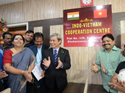 Le centre de coopération Inde-Vietnam à Odisha (Inde) voit le jour