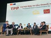 TPP: opportunités et défis pour les entreprises vietnamiennes