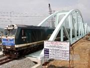 Prochaine inauguration de 44 ponts ferroviaires sur la ligne Hanoi-HCM-Ville