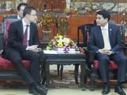 Hanoi souhaite élargir sa coopération avec de nombreuses villes du monde