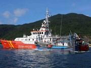 Le Vietnam enquête sur le naufrage d'un bateau de Binh Dinh