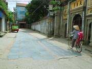 La route verte de Phù Luu, un témoin historique