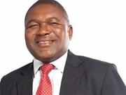 12e Congrès national du Parti : félicitations du Front de libération du Mozambique