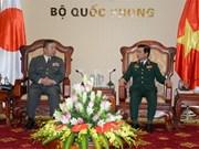 Promotion de la coopération Vietnam-Japon dans la défense
