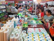 Premier festival des achats de produits thaïlandais à HCM-Ville