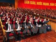 Le PCV débute la session préparatoire de son 12è Congrès national