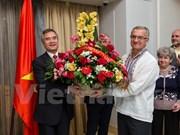 Célébration de l'anniversaire de L'Association d'amitié Ukraine-Vietnam