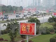 Xinhua et Kyodo couvrent le XIIe Congrès national du PCV