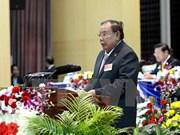 Clôture du 10e Congrès national du Parti populaire révolutionnaire du Laos
