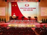 Le 12e congrès du PCV conclut sa 3è journée de travail